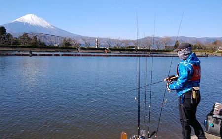 第19回トラキン地方予選 ティモンカップ in 東山湖
