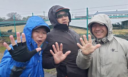 第19回トラウトキング選手権エキスパート第1戦アルクスポンド焼津