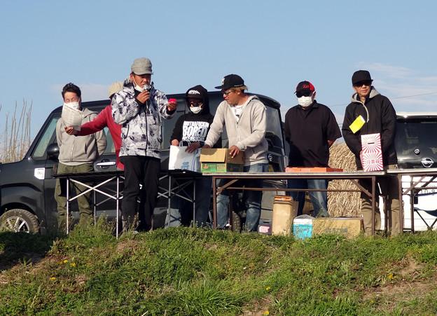 第3回エビスカップ in なら山沼漁場
