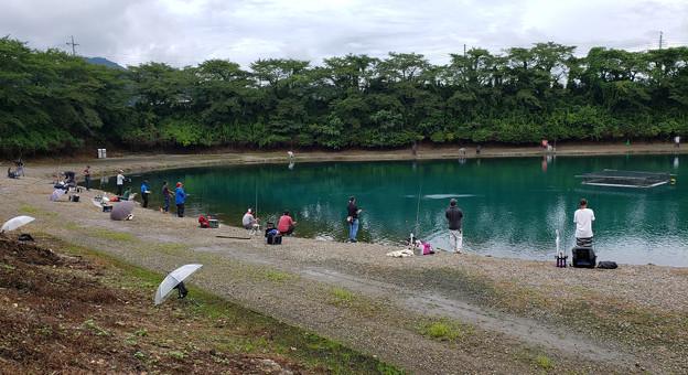 第3回クマトラカップ in 加賀フィッシングエリア