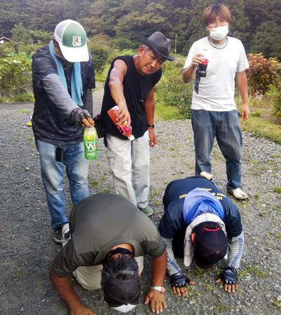 栃群遠征・GFC中ノ沢