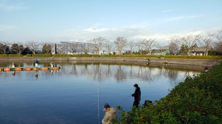 東山湖でティモンカップの練習とエントリー