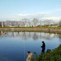 Photos: 東山湖でティモンカップの練習とエントリー