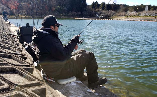 DNR戦合同練習 東山湖