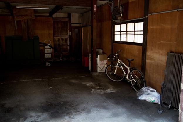 とある車庫