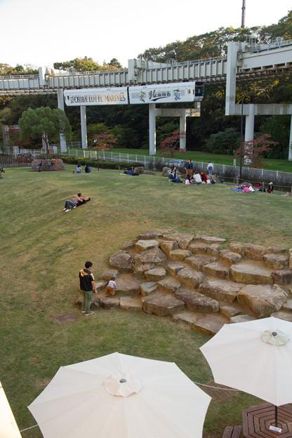 Photos: 動物公園からモノレール#1