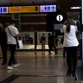 Photos: 東京駅にて