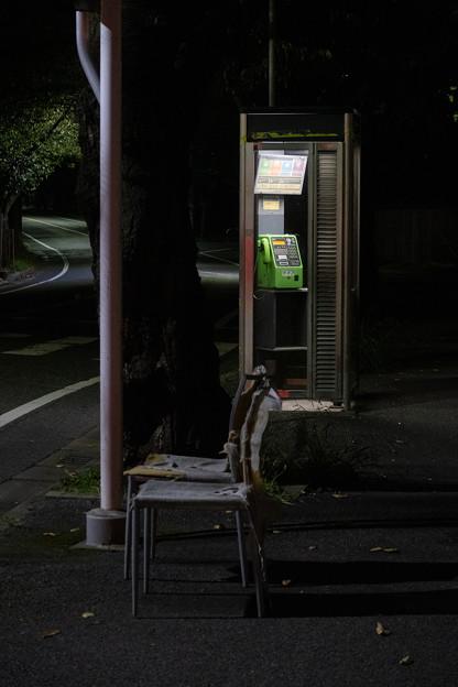 公衆電話#87