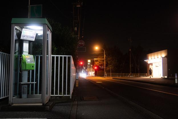 公衆電話#90