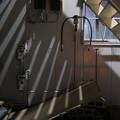 階段下のメーター