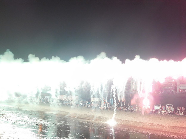 20180814(越後加茂川夏祭り大花火大会15)
