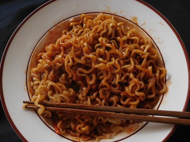 20180818(ブルダック炒麺2)