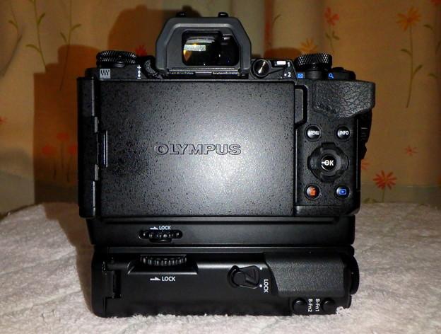 カメラグリップ /   パワーバッテリーホルダー