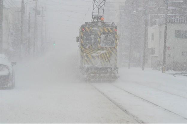 疾走札幌ササラ電車 (1)