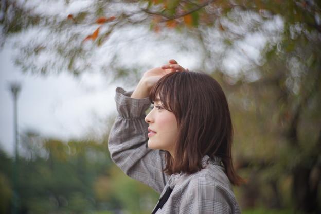 Photos: 横顔