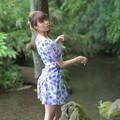 写真: 水辺の妖精