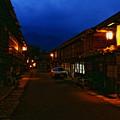 Photos: 夜の妻籠宿