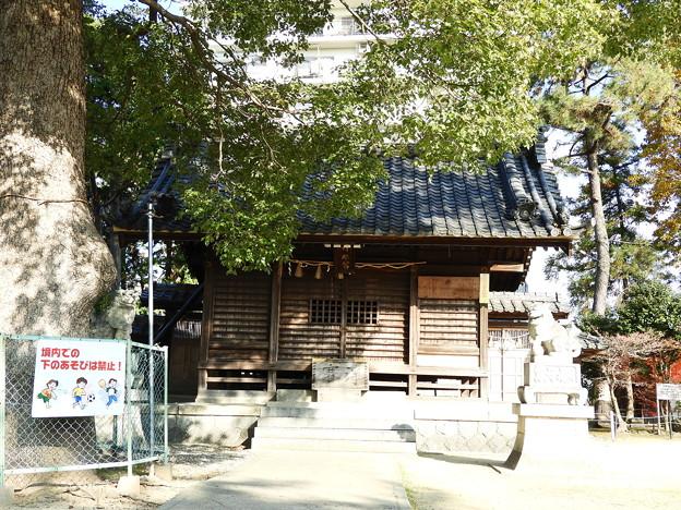 Photos: 19.12_10諸神神社