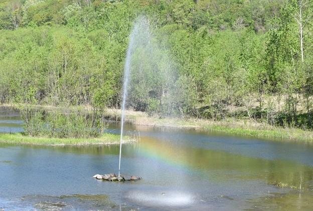 七色の噴水c