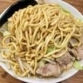 吉み乃製麺所、賄い豚そばの麺