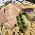 麺恋処いそじ、冷やし中華の肉野菜