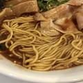 清乃堂山店、清乃和歌山ラーメンの麺