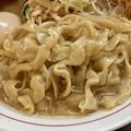 東京味噌らーめん 鶉、味噌らーめんの麺