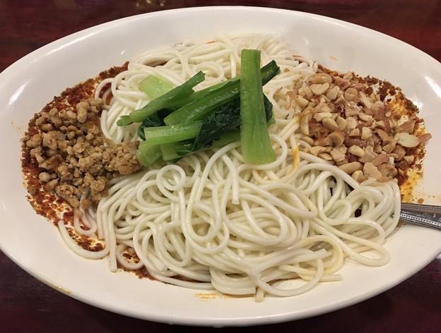 中国家庭料理 楊、汁なし担々麺の面