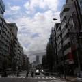 Photos: 岡野交差点からみなとみらい方面