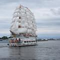 写真: DSC_3453 今年の総帆展帆いよいよ明日、第1回目実施予定