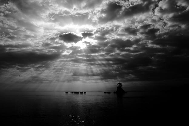 写真: 今朝の空 IMG_4709