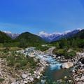 剱岳 >:< 伊折橋から望む剱岳 IMG_6369
