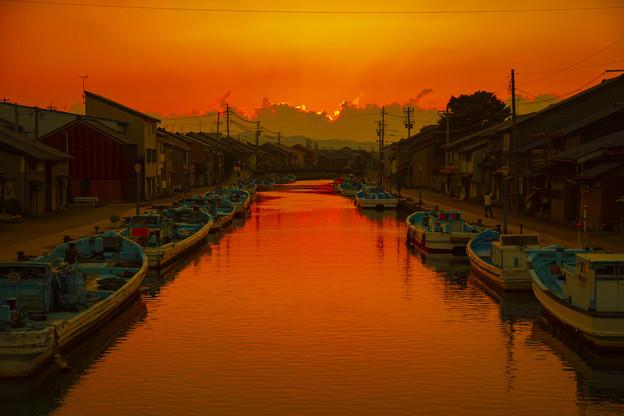 内川サンセット IMG_7871 (1)