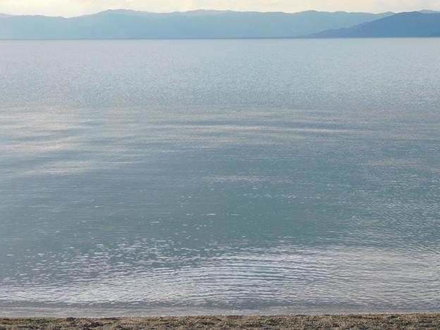 この日の琵琶湖