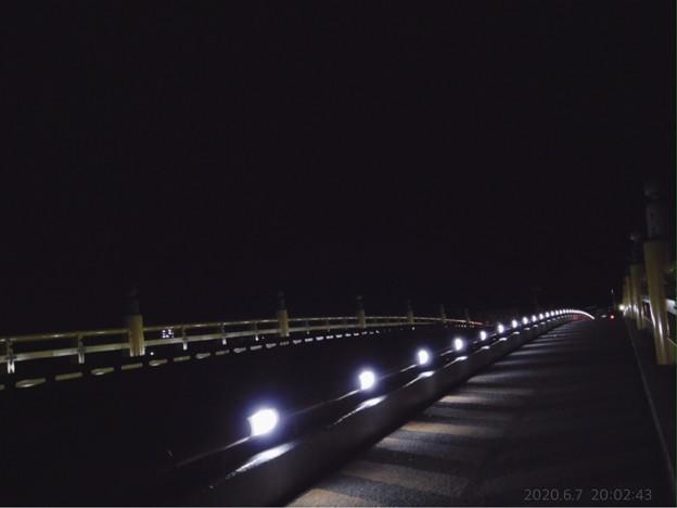 Photos: 今宵 月待ち/瀬田の唐橋2