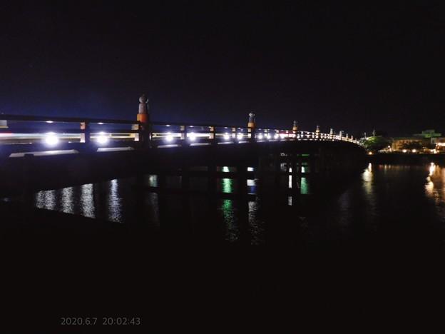 今宵 月待ち/瀬田の唐橋3