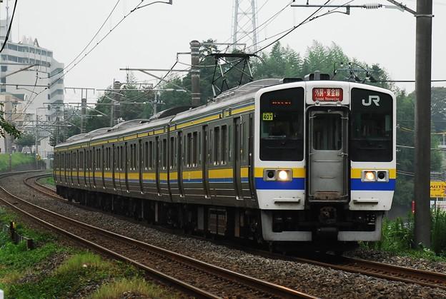 211系 マリ407編成