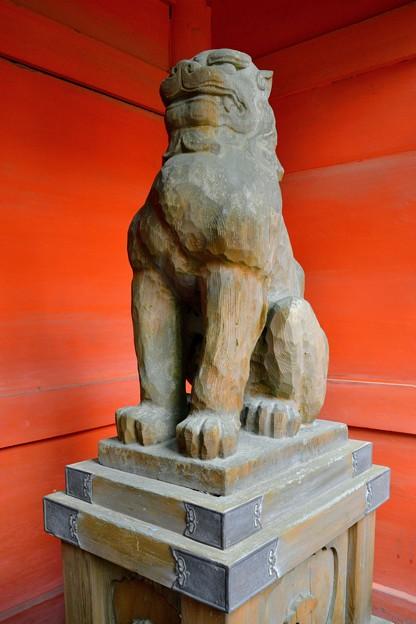 狛犬(吽形)