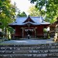 椋神社拝殿