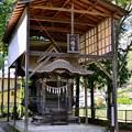 Photos: 「八幡神社」旧本殿