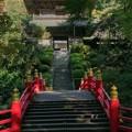 雲巌寺山門