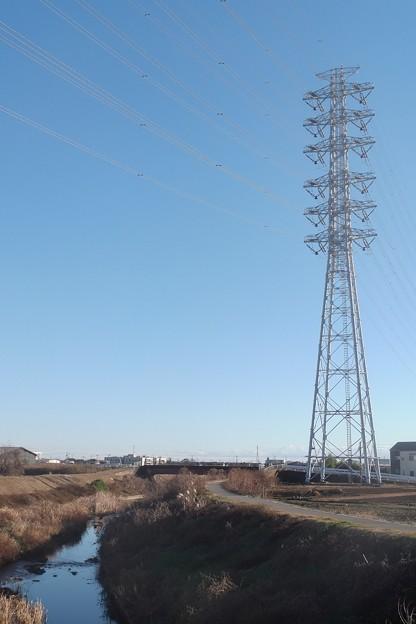 歌川/鉄塔
