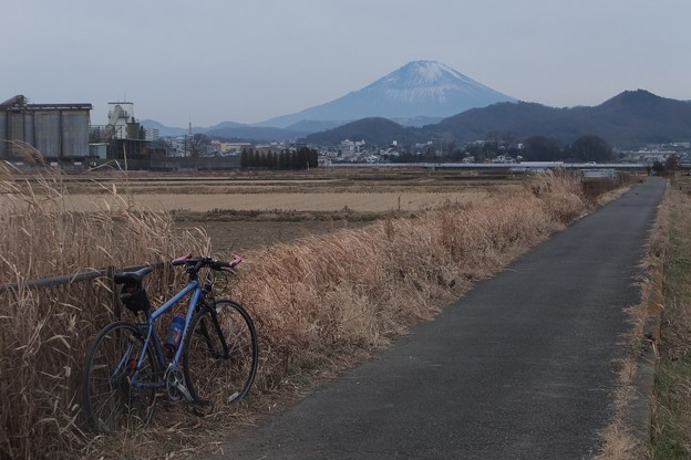 Photos: 農道/富士山