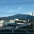 写真: 恵那山