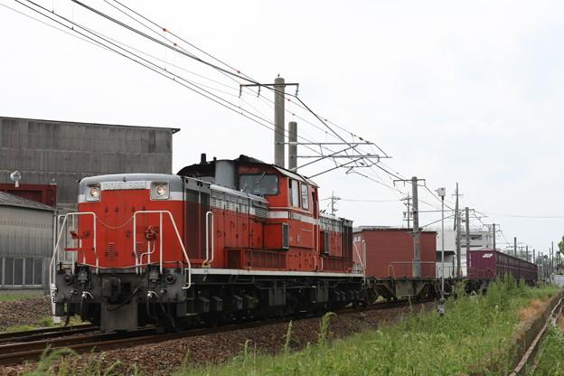 国鉄色 DD51 899号機を撮影