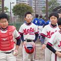 2019/03/30(土)A紅・練習試合(対ビックフォージュニア)