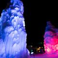 支笏湖氷濤まつり (4)