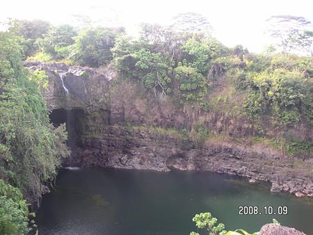 レインボー滝1