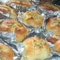 Photos: コーンマヨパンとソーセージパン
