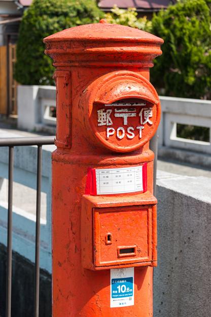 郵便ポスト
